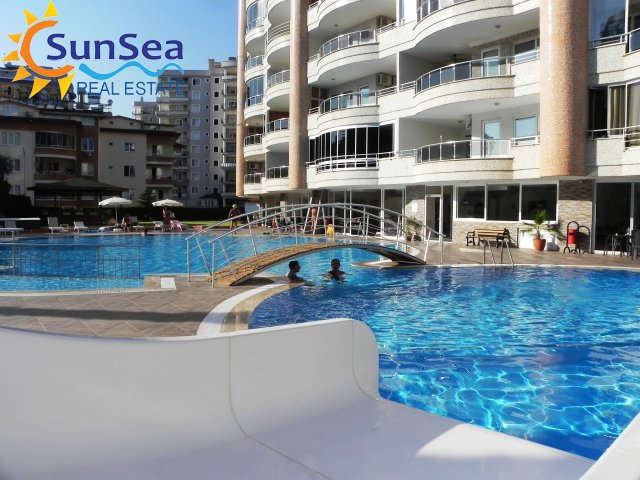 A perfect holiday apartment for the whole family in Alanya!