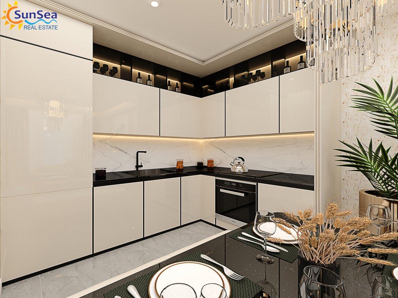 cleopatra symphony kitchen