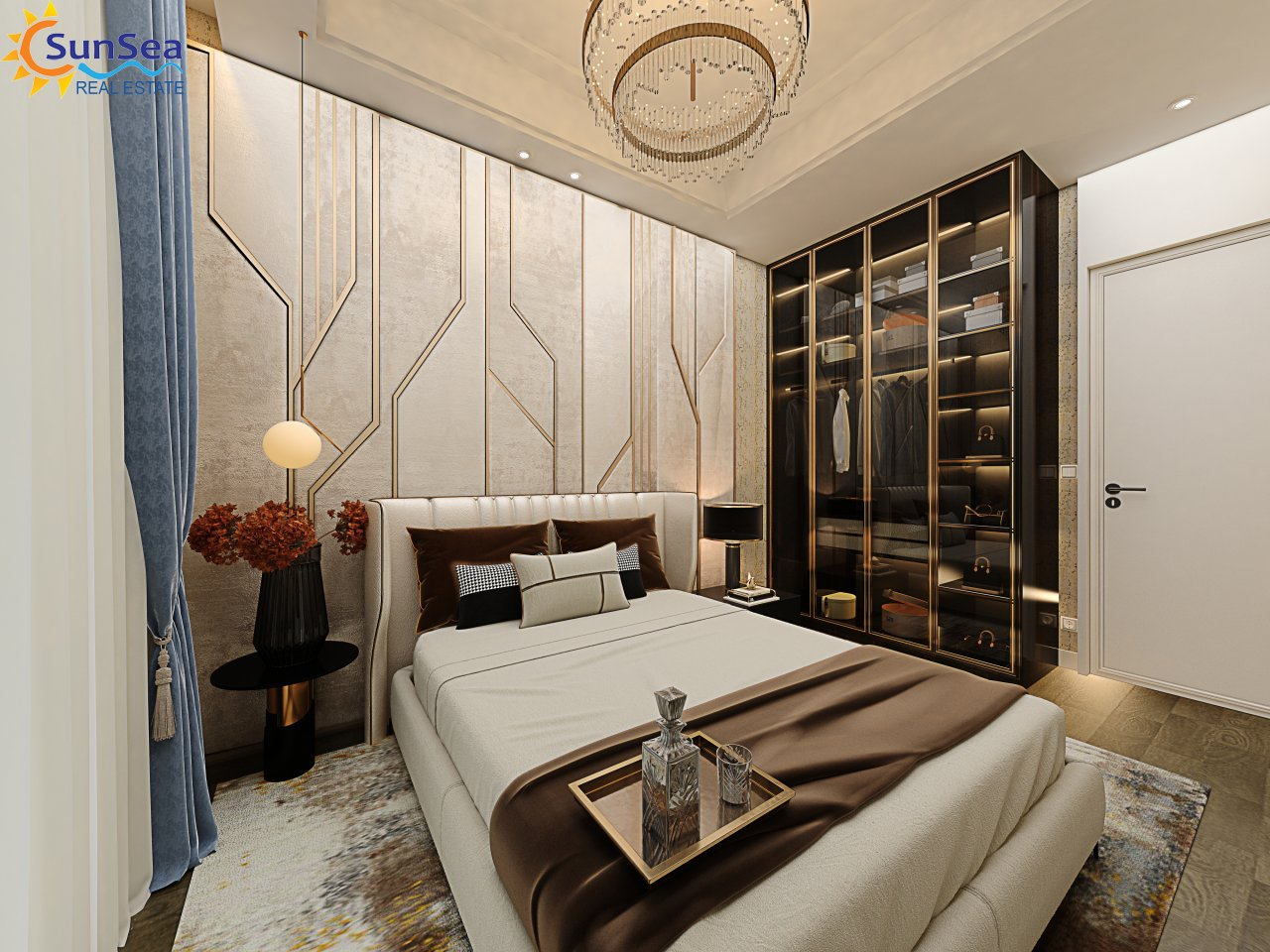 cleopatra symphony bed