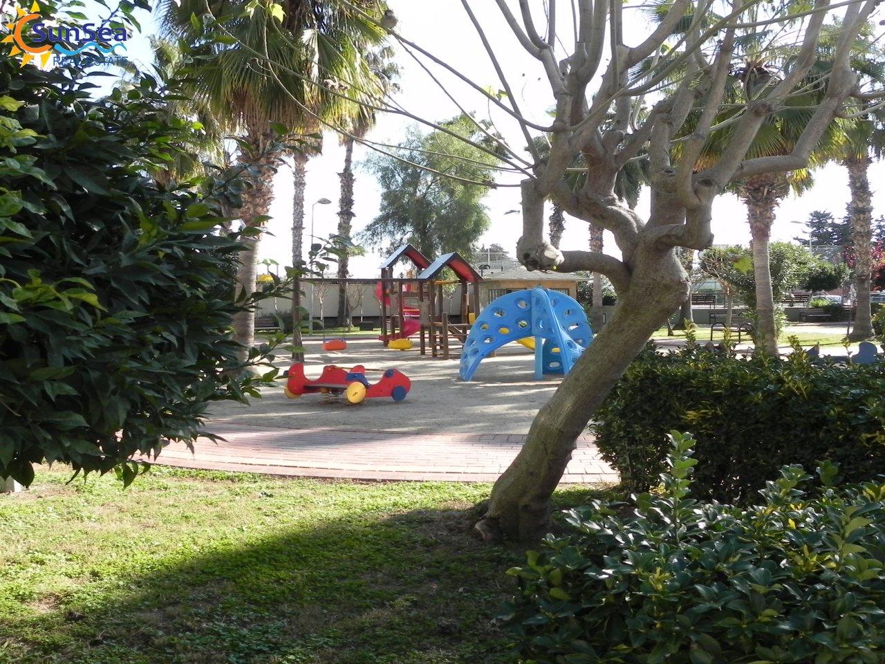 alanya denizkent  playground