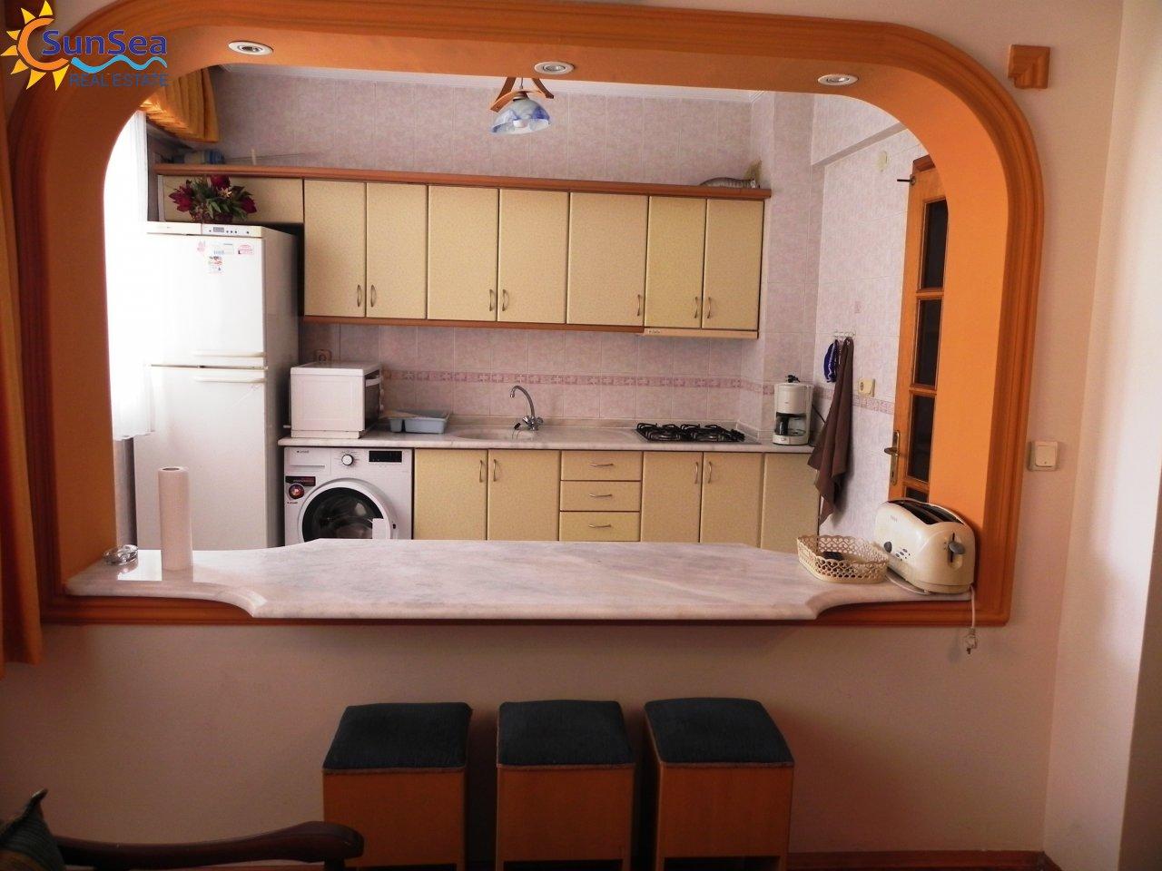 alanya safir site kitchen