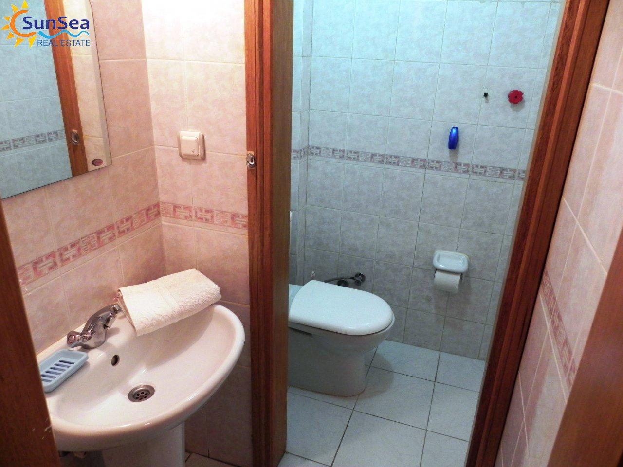 alanya safir site wc
