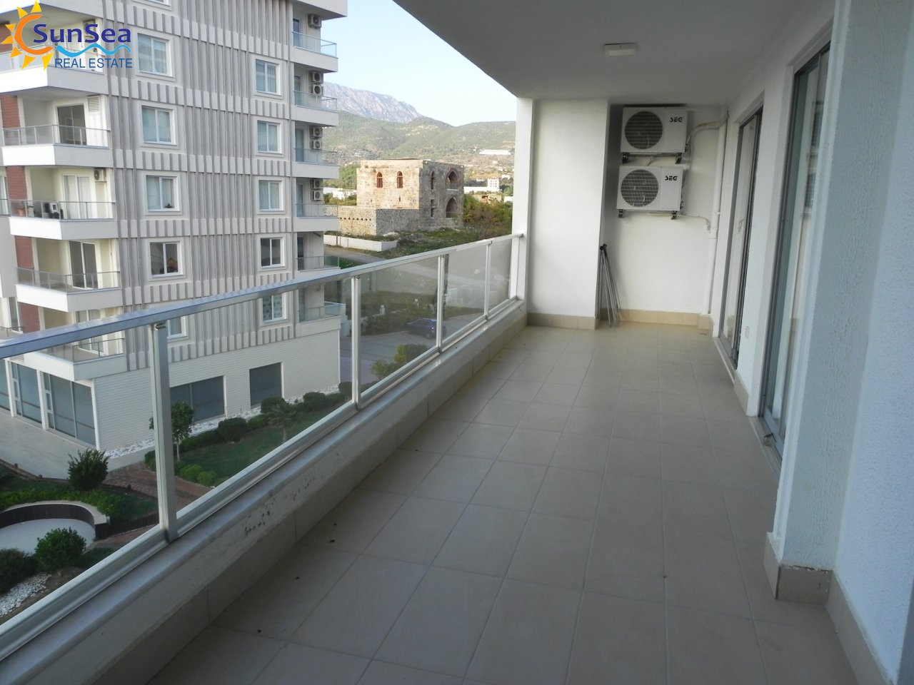 Alanya Fortuna Resort balcony