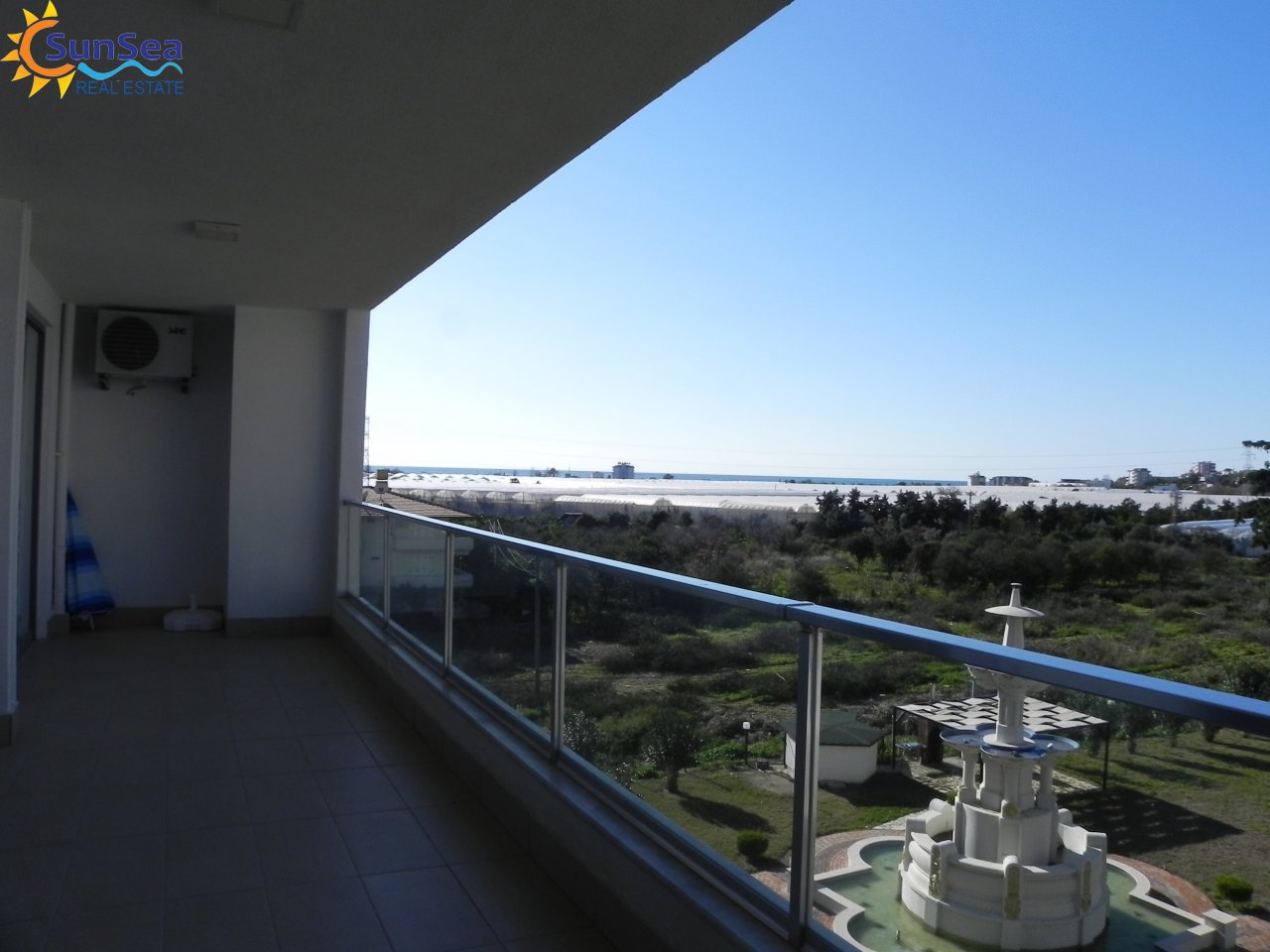 ALANYA Fortuna Resort view