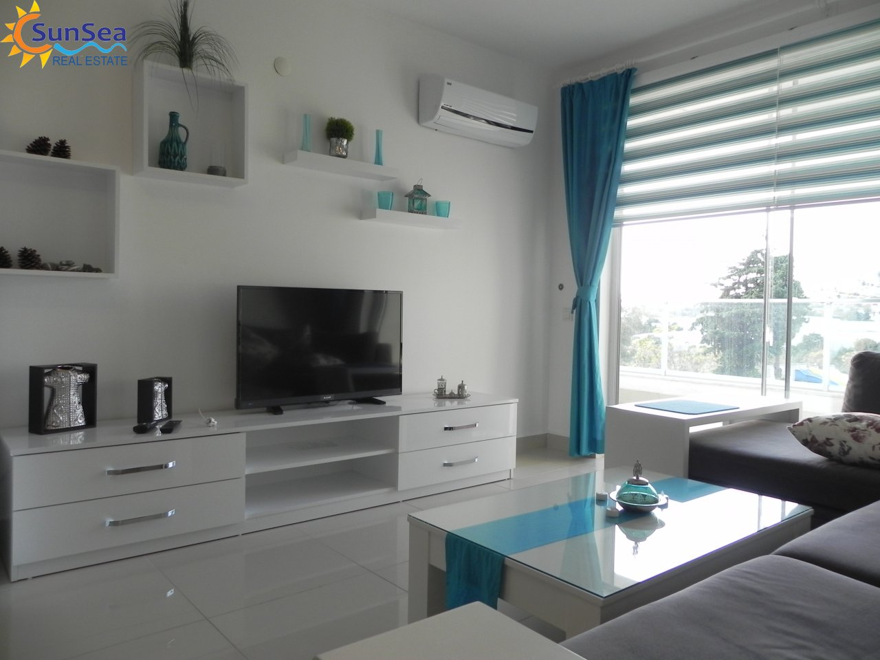 Alanya Fortuna Resort living