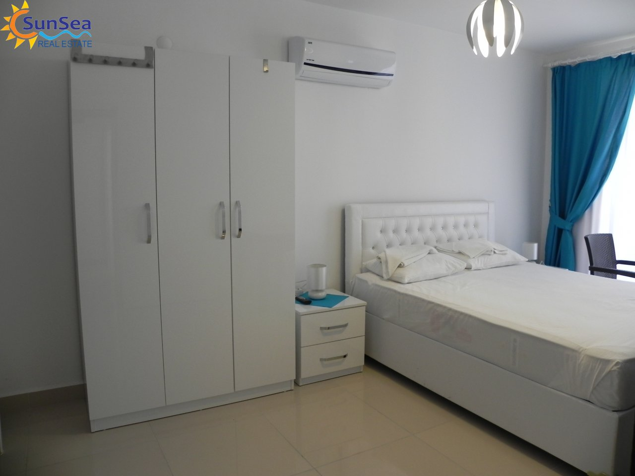 Alanya Fortuna Resort bedroom