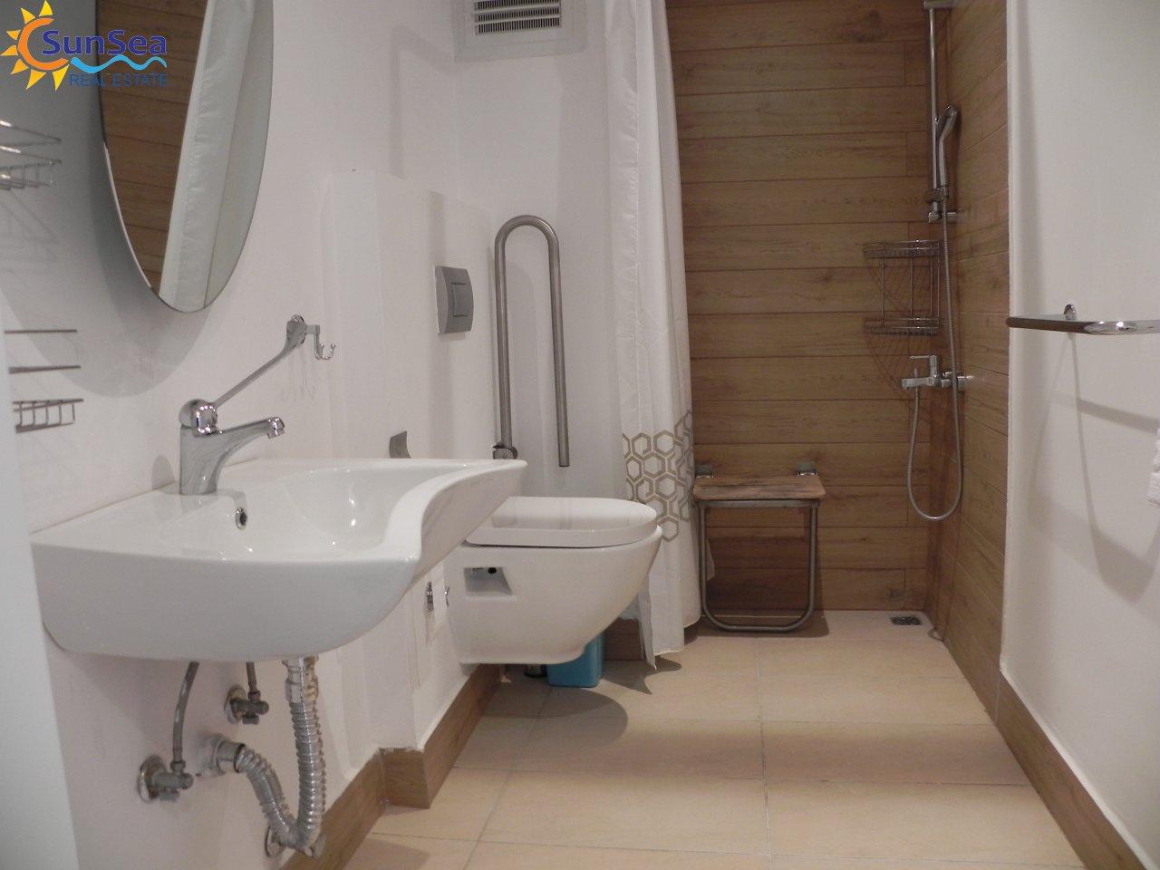Alanya Fortuna Resort shower