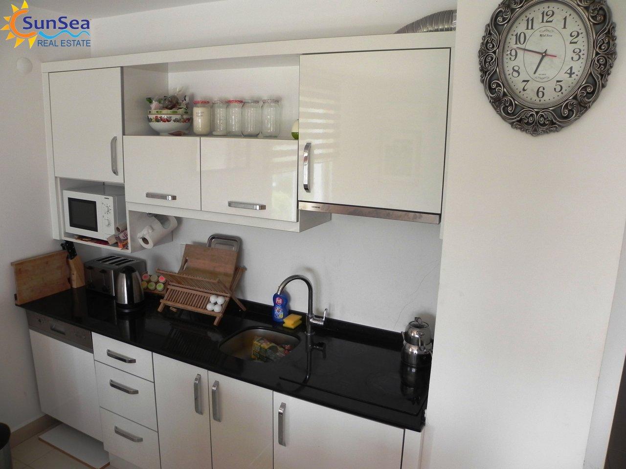 alanya fortuna resort kitchen
