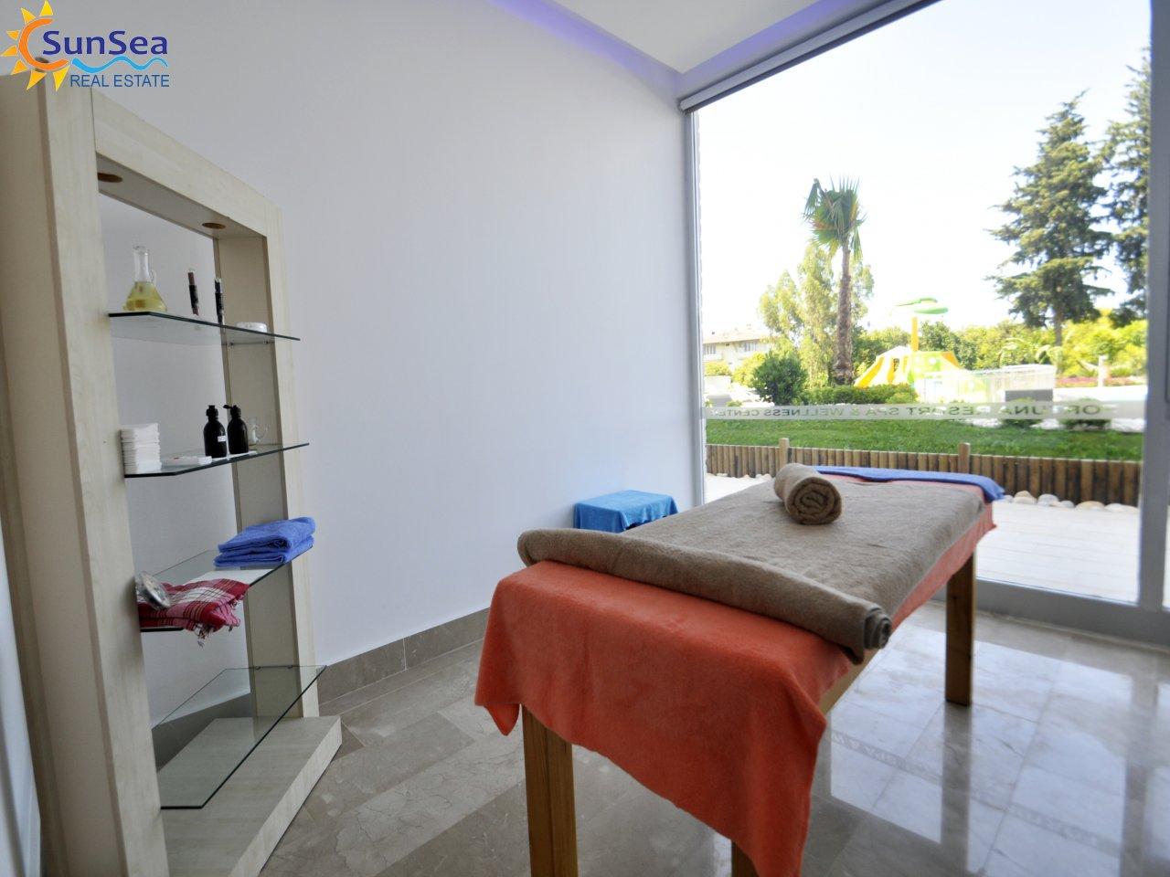 alanya fortuna resort massager