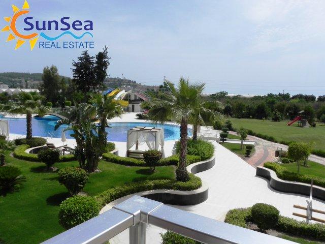 fortuna resort pool area