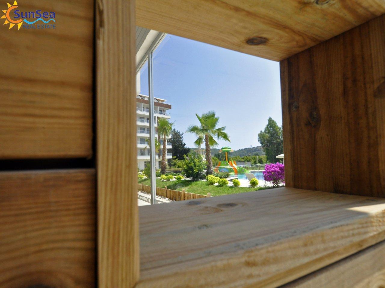 Fortuna Resort Demirtaş view