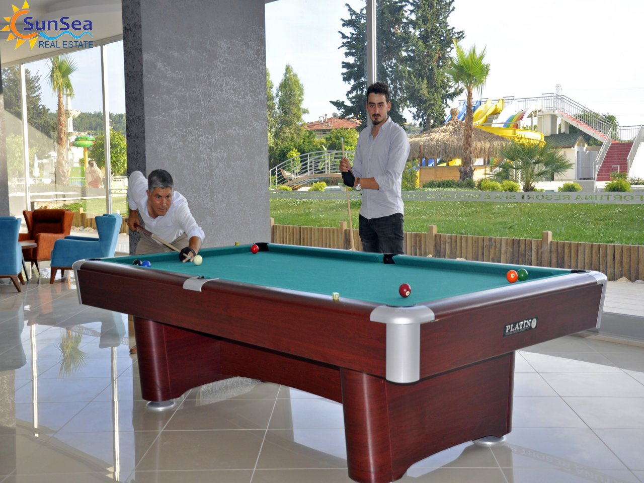 Alanya fortuna resort social