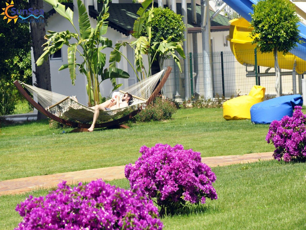 Alanya fortuna resort garden