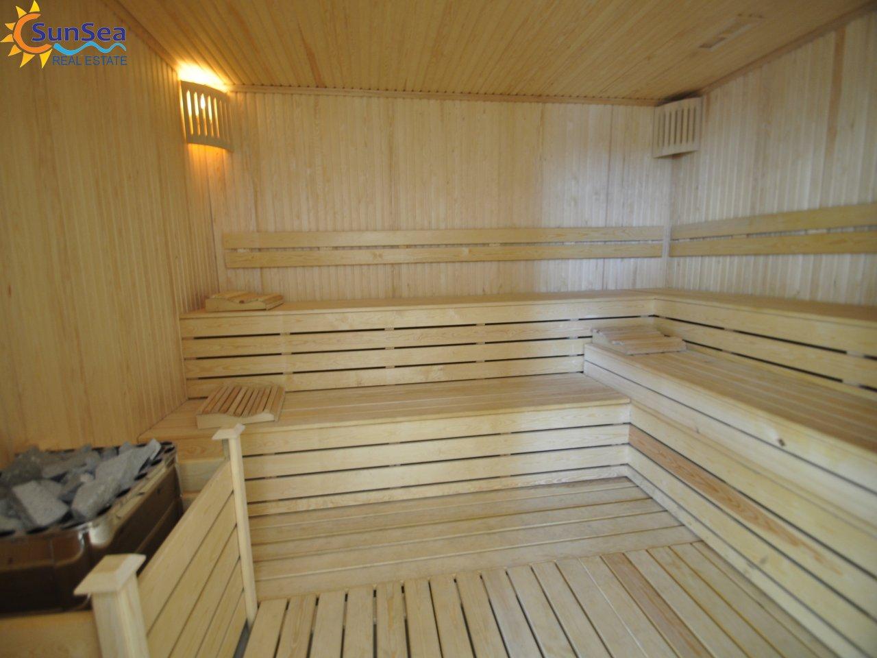 Alanya Fortuna Resort sauna