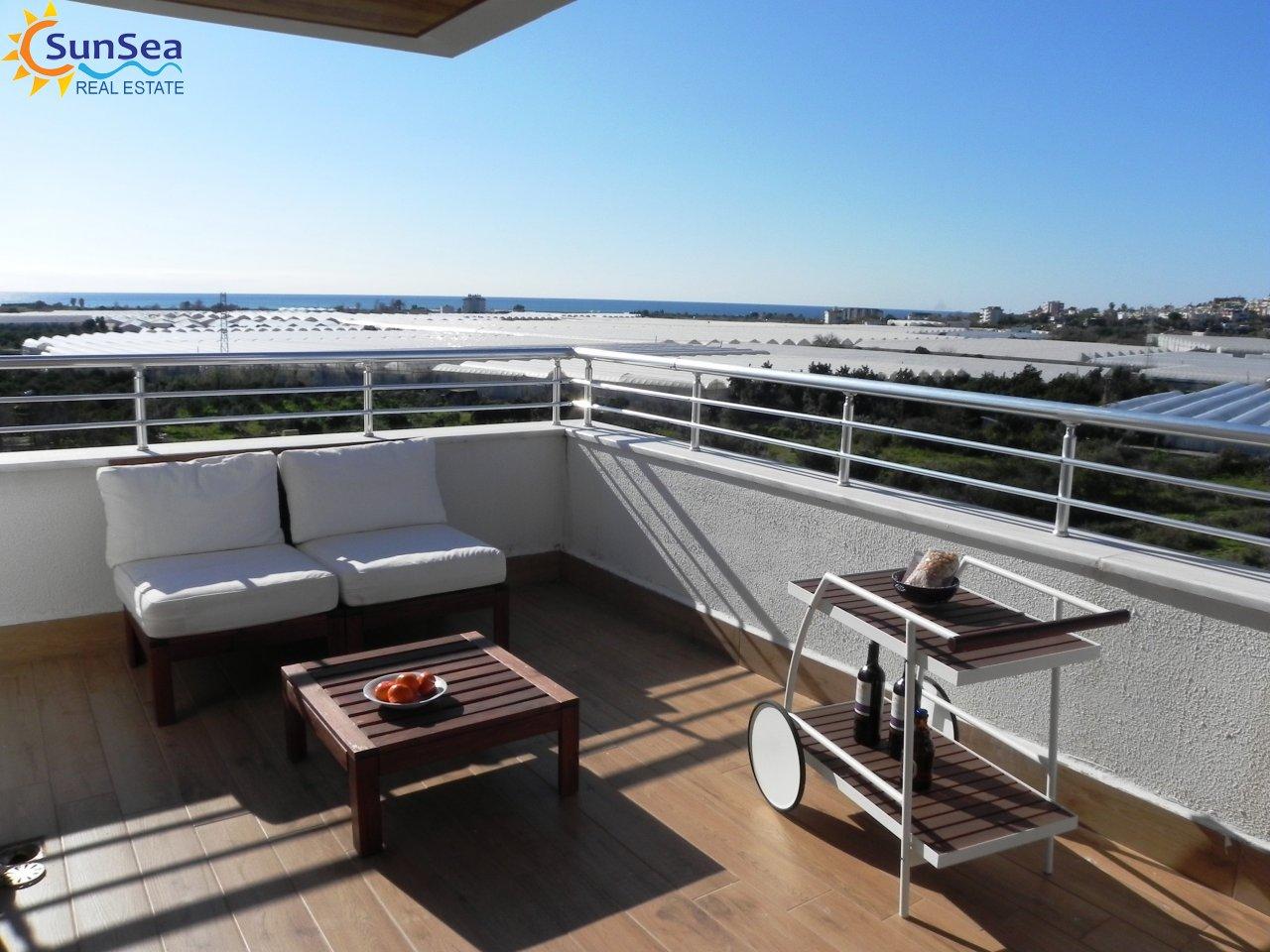 Alanya fortuna resort roof terrace