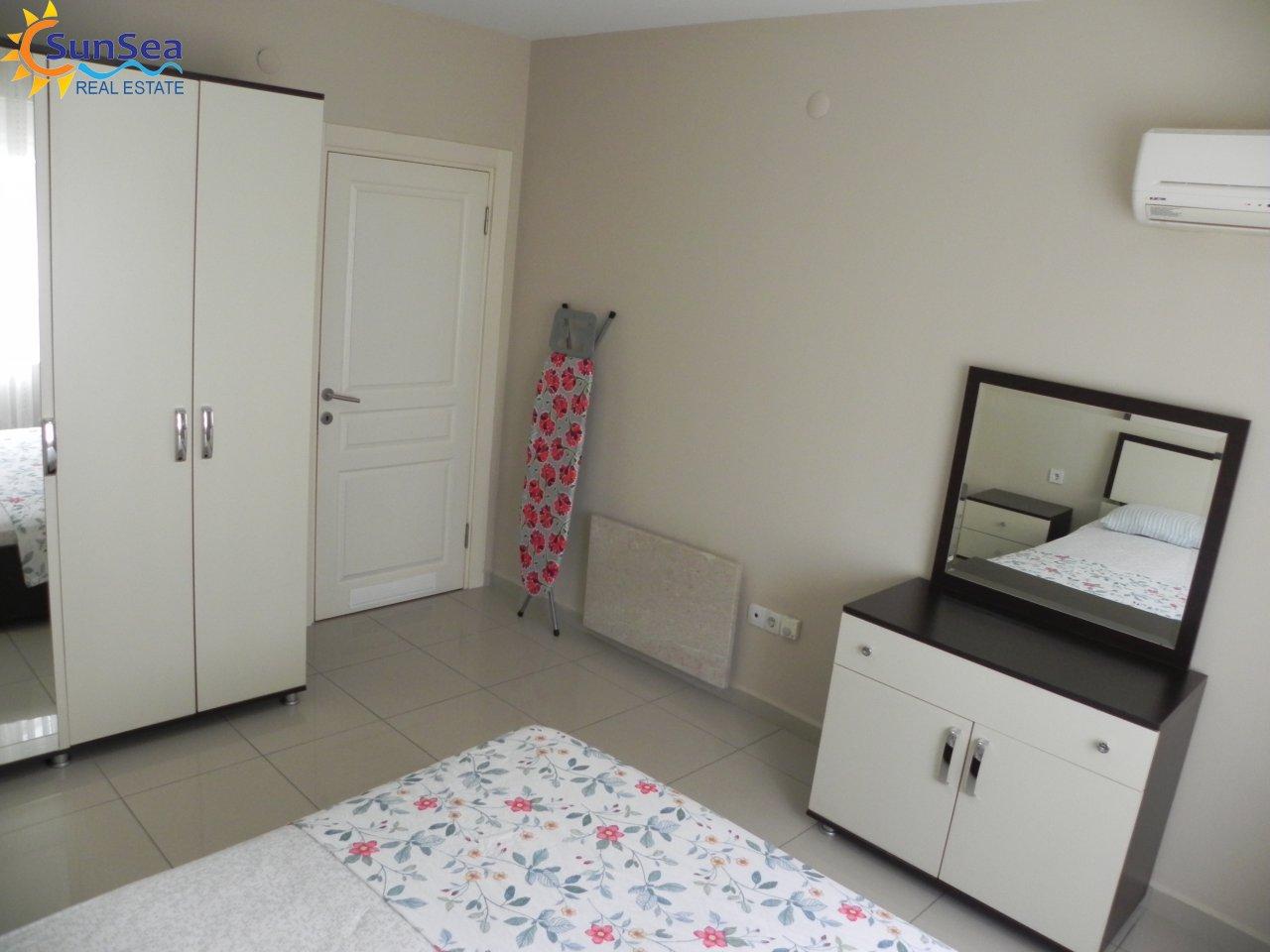 Jasmin Apart bed
