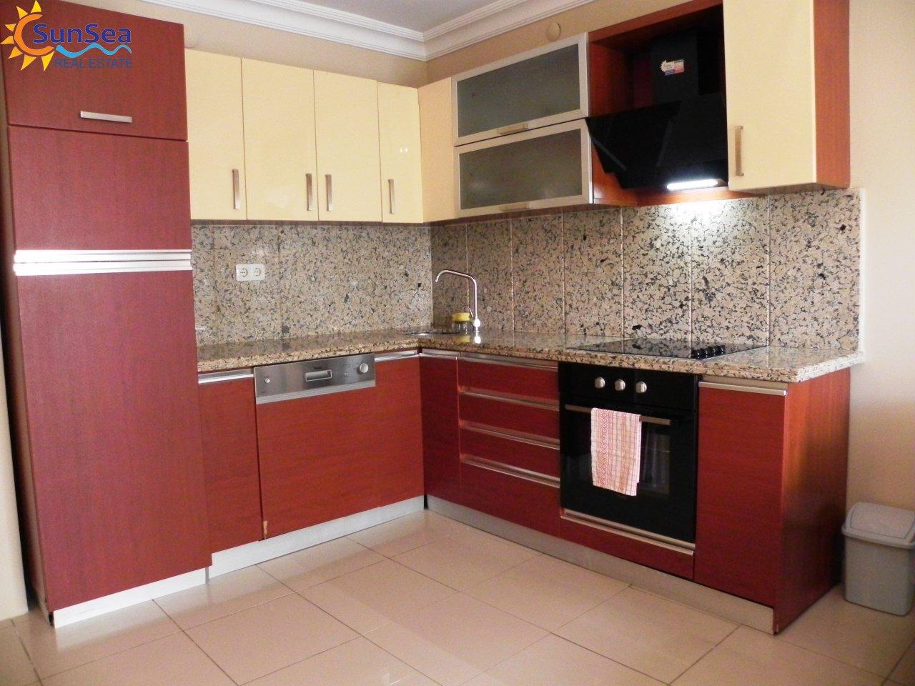 Jasmin Apart kitchen