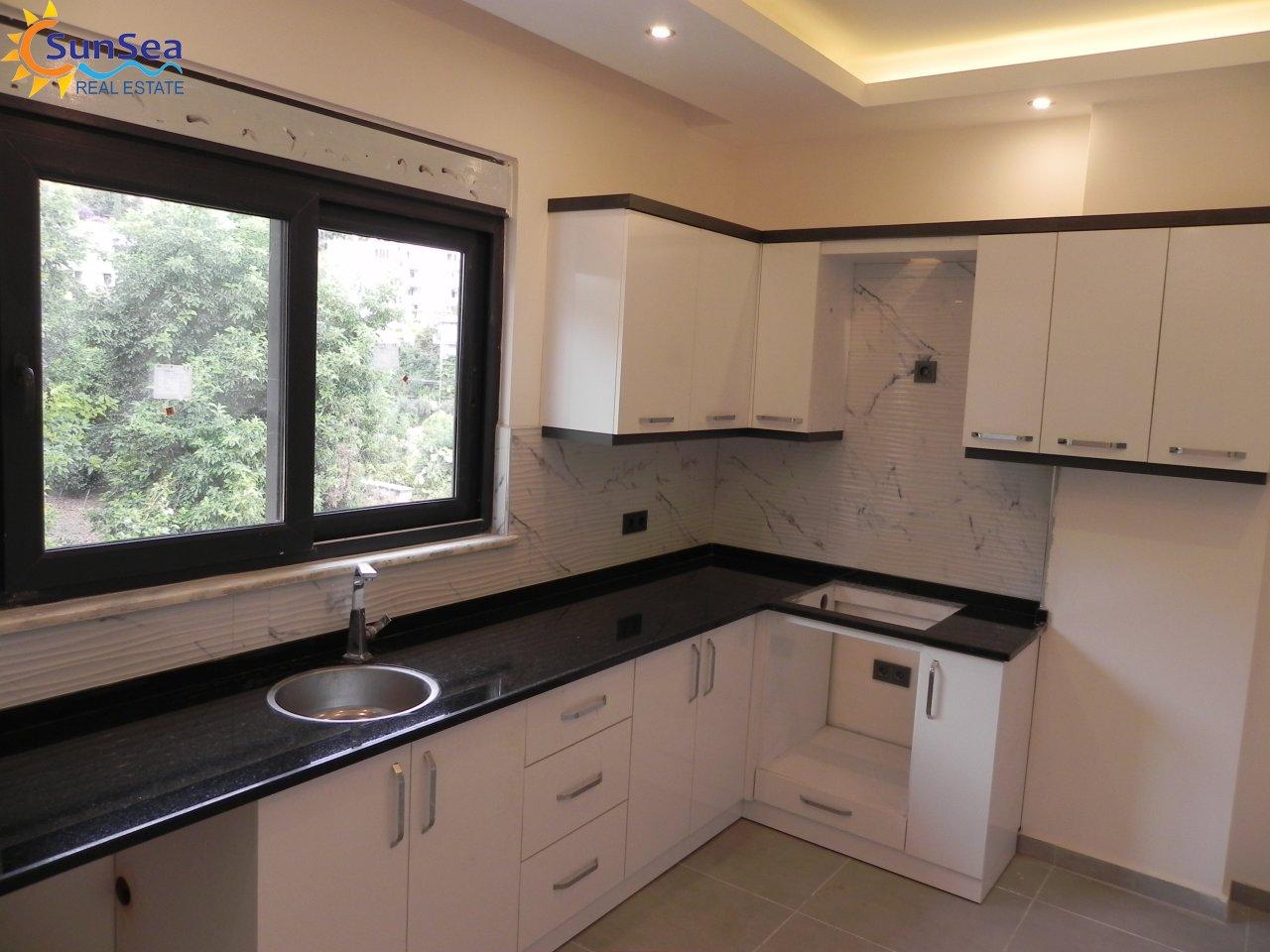 Kerem apart kitchen