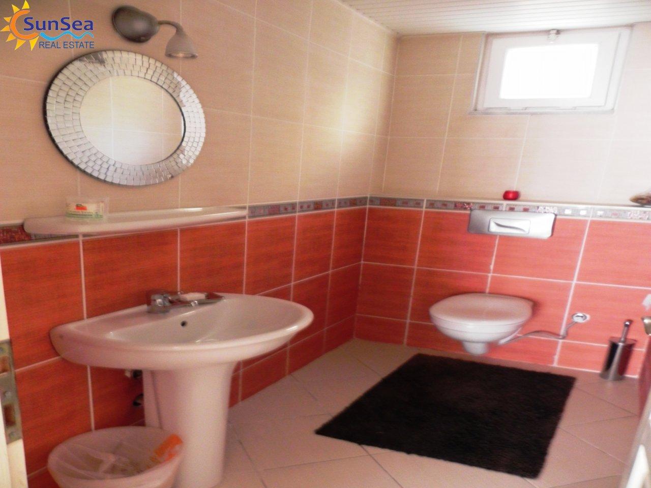 Alanya Harbour Apartment WC