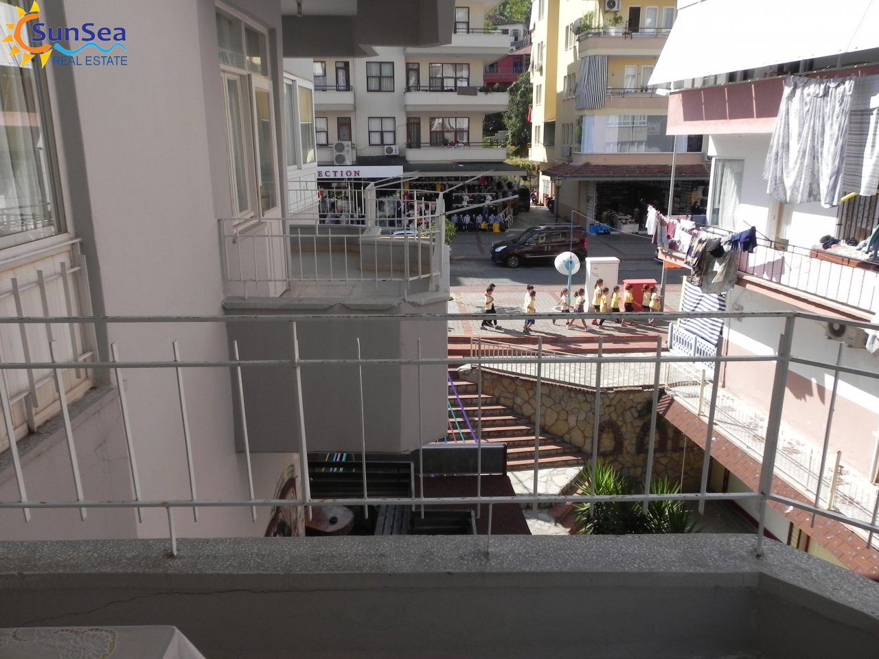 Onur apartment damlataş view front