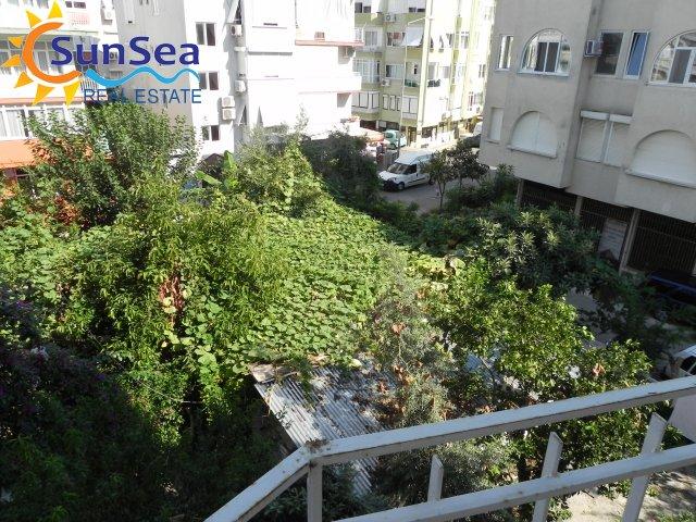 onur apartment view back