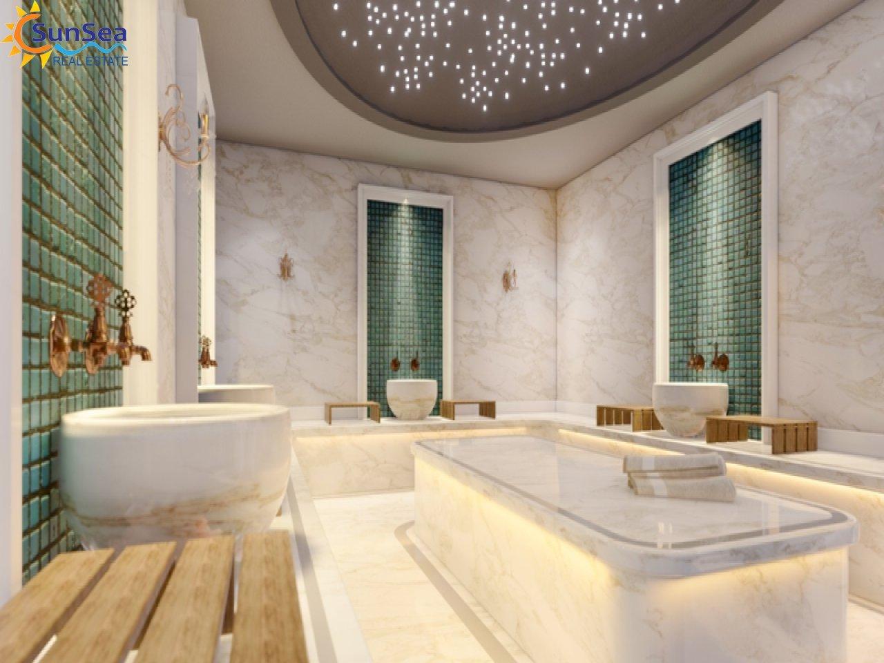Oxopia Residence turkish bath