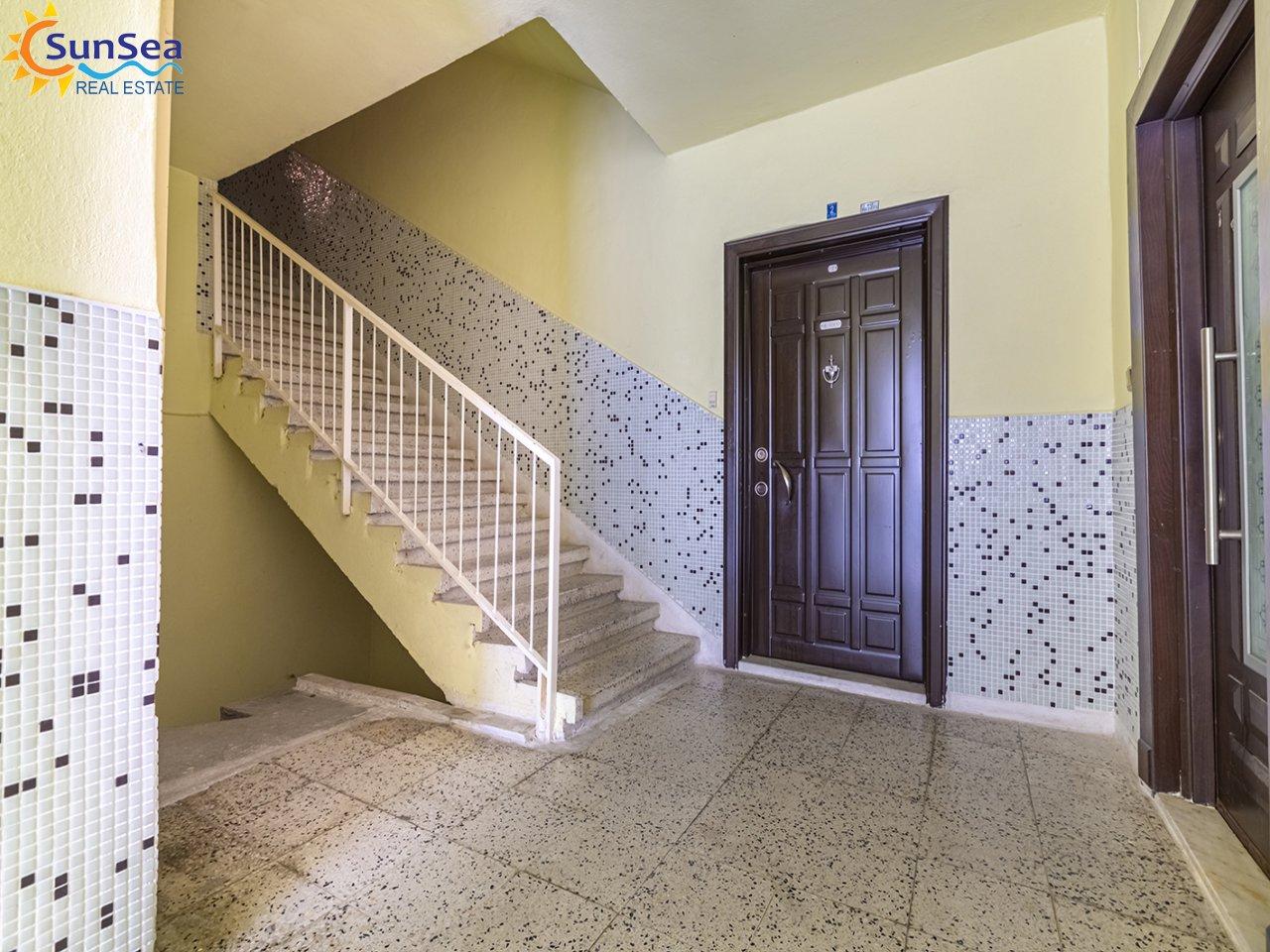 özkaya apart steps