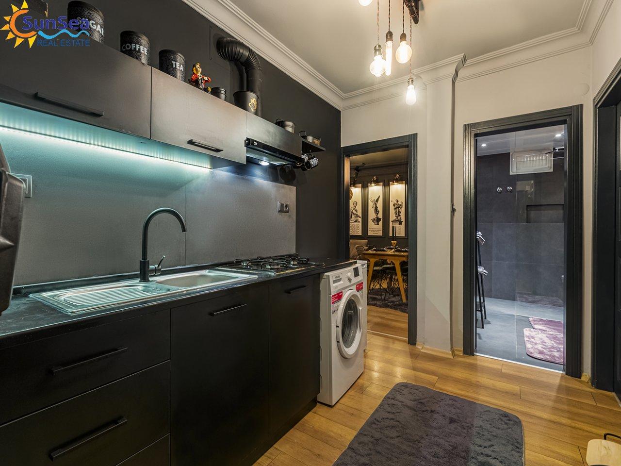 özkaya apart kitchen
