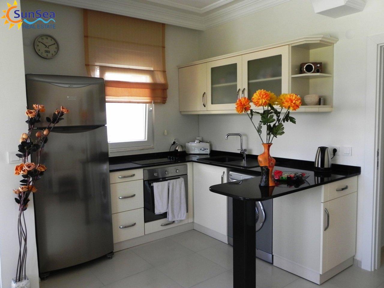 seral high kitchen